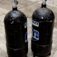 200 Bar scuba-air tanks