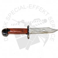 Fake russian knife barionet