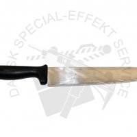 Kitchen knife plastic9